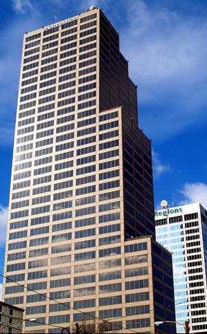 Simmons Tower - Image: Metro Bank LR