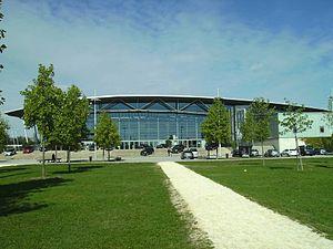 Arènes de Metz - Image: Metz 2010 4.1