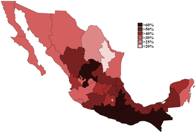 Human trafficking in Mexico - Wikipedia