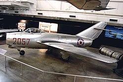 MiG-15 USAF