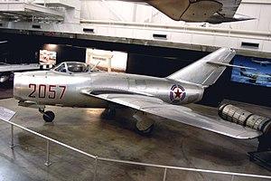 MiG 15 (航空機)の画像 p1_2