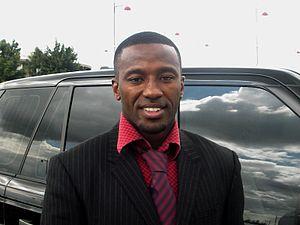 Michael Johnson (footballer, born 1973) - Image: Michael Johnson 02