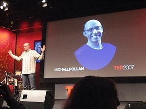 Michael Pollan - Pollan speaking at TED in 2007