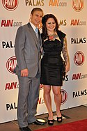 Michael Vegas Misti Dawn 2011 AVN Awards.jpg