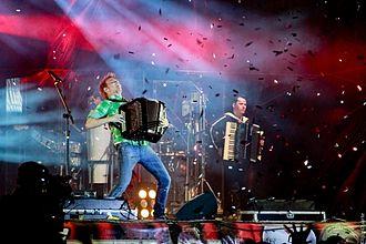 Michel Teló - Michel Teló live