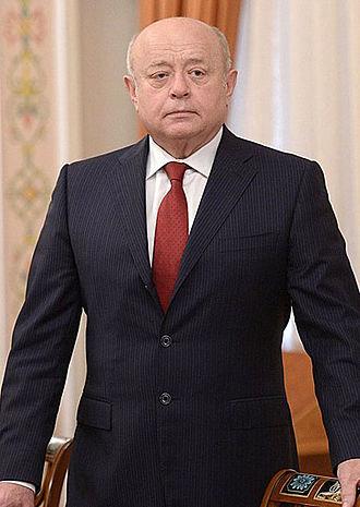Mikhail Fradkov - Image: Mikhail Fradkov, 2014
