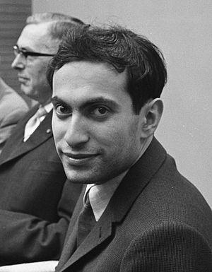 Mikhail Tal - Tal in 1962