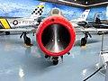 Mikoyan-Gurevich MiG-15 (Lim-2Rbis) jet fighter aircraft - Αεριωθούμενο μαχητικό αεροσκάφος (26429384443).jpg