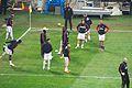 Milan warm up Inter-Milan february 2013.jpg