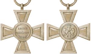 Military Honor Medal - Image: Militär Ehrenzeichen 1 Klasse 1864 Preußen