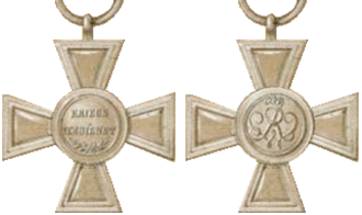 Military Honor Medal - 1864 version of the Military Honor Medal, 1st Class