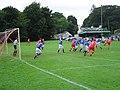 Milnthorpe park - Milnthorpe Corinthians Football Club - geograph.org.uk - 1363448.jpg