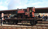 Minehead - Corris Railway 3 Sir Haydn on Flat ED B906811.jpg
