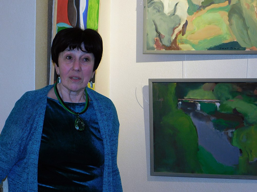 Minima gallery opening (Green collisions; 2018-12-01) 21.jpg