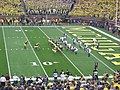 Minnesota vs. Michigan football 2013 08 (Michigan on offense).jpg