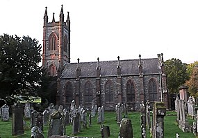 Minnigaff Parish Church, Dumfries and Galloway - geograph.org.uk - 1585098.jpg