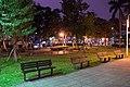 Minsheng Park Southwest Area in Night 20141218.jpg