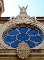 Mislata. Església del Sagrat Cor. Rosetó.jpg