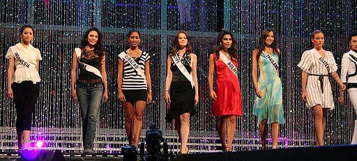 Miss Universe 2007 rehearsals 5