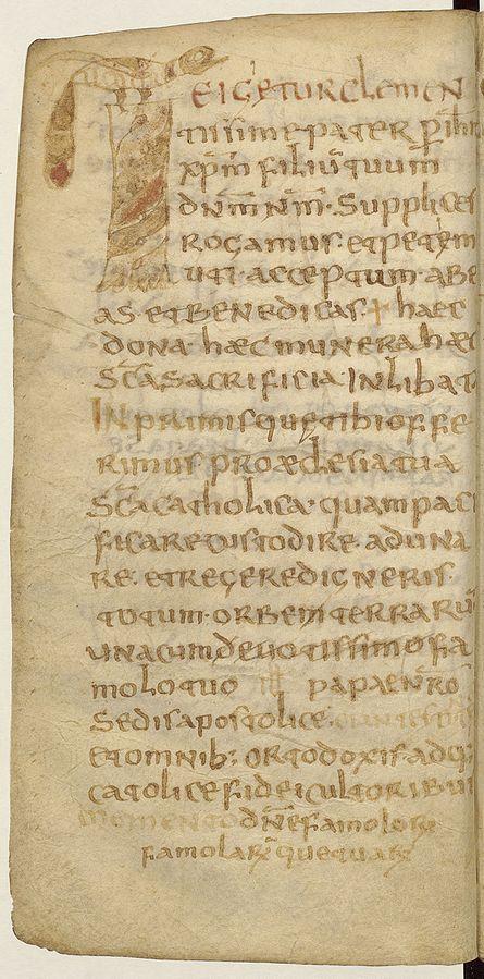Bobbio Missal