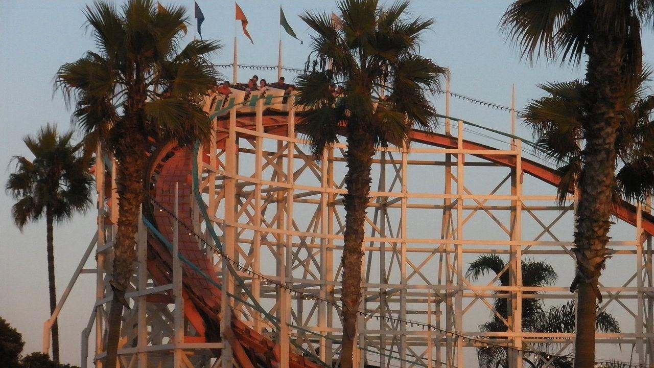 beach roller coaster - photo #18