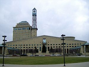Hazel McCallion - Mississauga City Hall