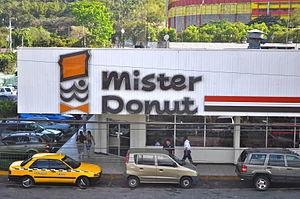 Mister Donut - Mister Donut in San Salvador