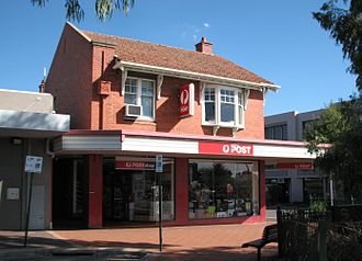 Mitcham, Victoria - Mitcham Post Office
