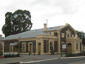 Mitcham, South Australia - Image: Mitcham Village Institute, Mitcham 1