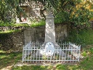 Beaumont, Ardèche - The war memorial in Beaumont