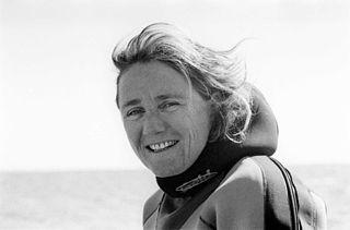 Canadian marine biologist