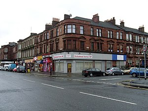 Mohammad Sarwar (politician) - Mohammad Sarwar MP Constituency Office Located on Paisley Road West