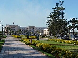 Mohammedia - Image: Mohammedia Prefecture