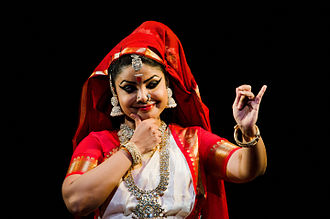 Mohiniyattam - Expression of an artist