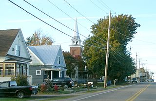 Moira, New York Town in New York, United States