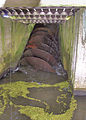 Molen Wingerdse Molen, achterwaterloop vijzel.jpg