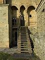Monasterio de Sta. Mª de Carracedo (Carracedo del Monasterio). Mirador.jpg