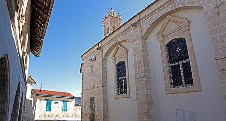 Monastery of Stavros exterior 2010.jpg