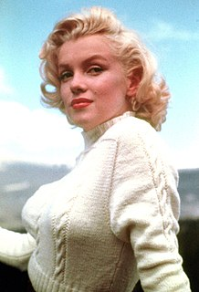Marilyn Monroe American actress, model, and singer