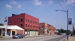 Centro en Main Street