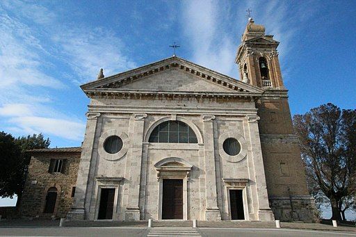 Montalcino, Il Santuario di Santa Maria del Soccorso
