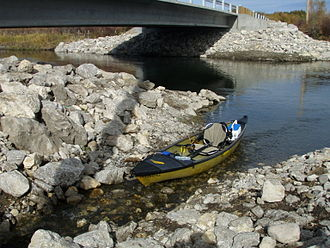 Montana Stream Access Law - Public access from a bridge right-of-way