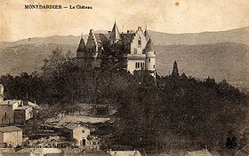 Image illustrative de l'article Château de Montdardier