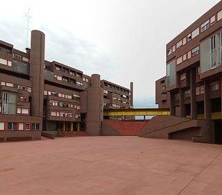 Carlo Aymonino architect from Italy