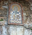 Montenegro Budva 17 city gate icon sanct peter.jpg