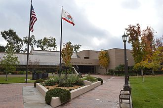 Monterey Park, California - The Monterey Park Civic Center