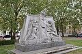 Montignies-sur-Sambre - Georges Wasterlain - Monument au travail 1930 - 01.jpg