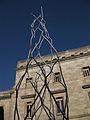 Monument als Castellers, al fons l'Ajuntament 3.jpg