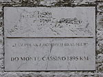 Monument to the Battle of Monte Cassino in Warsaw (15612724703).jpg