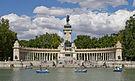 Monumento a Alfonso XII de España en los Jardines del Retiro - 04.jpg